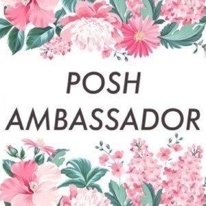 I'M A POSH AMBASSADOR!! (Suggested User)